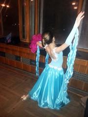 плать для бальных танцев новое
